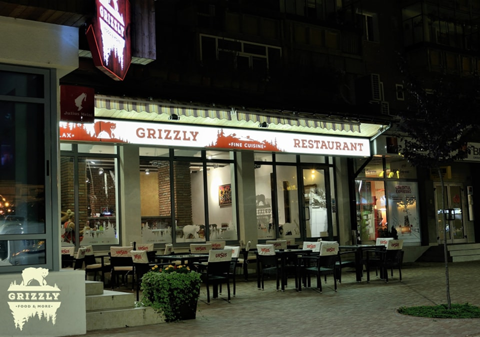 Restaurant Grizzly